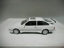 FORD SIERRA RS COSWORTH WHITE YOUNGTIMERS NOREV 1:43