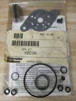 Schrader Bellows K352-166 Seal Kit  K352166 Parker W/O Lubricant