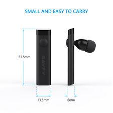 Mini Bluetooth Wireless In-Ear Stereo Earpiece Headset Headphone Earbud Earphone