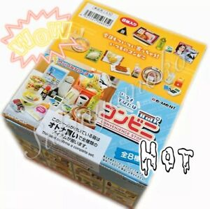"""""""SPECIAL"""" HURRY...RE-MENT Petit Sample Series Convenience Store - Full Set of 8"""
