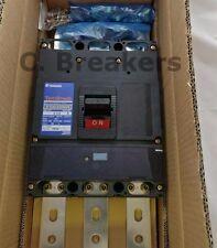 Terasaki tembreak Mitsubishi WYLEX XS630NN 630A amperios triple poste 3 fases MCCB