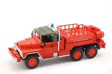 ACMAT 6x6 SDIS de la Dordogne bombero rojo 1:43 ATLAS