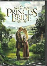 The Princess Bride (Dvd, 1987, Ws) Rob Reiner New Sealed!