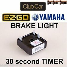 Club Car, EZGO, Yamaha Golf Cart Brake Light 30 Second Timer