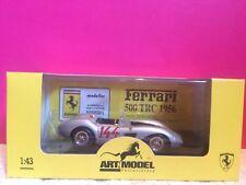 ART MODEL SUPERBE FERRARI 500TRC LE MANS 1957 #144 NEUF EN BOITE 1/43 J4
