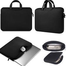 "Soft Sleeve Case Carry Bag Handbag For 15"" 13"" 11"" Apple Macbook Pro Air Laptop"