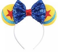 Toy Story Minnie Mouse ears headband- Disneyland-Disney World-Mickey HANDMADE