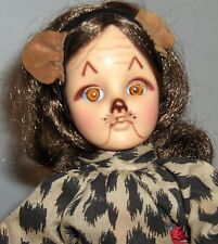 EFFANBEE VINTAGE WORLD DOLL    the  COWARDLY LION