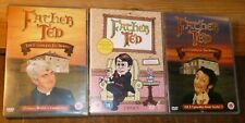 Father Ted - The Complete 3 seasons on 3 DVDs inc. Xmas special
