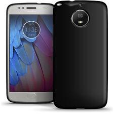 Funda TPU Gel Carcasa TPU para Motorola Moto G5S Case Cover + Protector