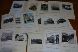 1940/50/60s 20YRS ANNUAL MEETING OF SOUTHERN COUNTIES TOURING SOC REF P261