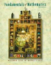 Fundamentals of Mathematics (8th Edition), Gallo, Michael A., Setek, William M.,