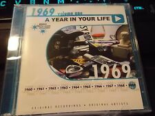 A Year In Your Life 1969 Vol. 1 by Various Artists, CD (2001 Definitive) Sealed