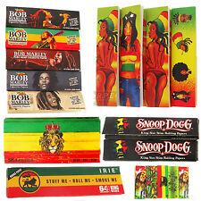 All Things Rasta Rolling Papers Sampler Gift Pack  Sampler Pack - Great Value