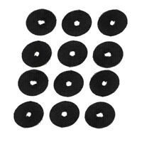 12pcs Carbon Fiber Drag Washers for Spinning/Baitcasting/Drum Fishing Reels