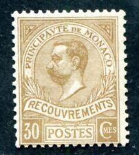 Monaco Porto 1911 10 ** cachet env. 650 € (s1760