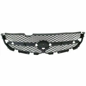 Front Grille Mat-Black fits 2001 2002 2003 Acura MDX