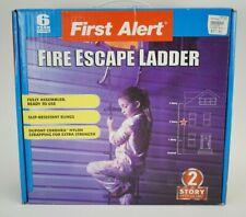 First Alert Fire Escape Ladder 2 Story 14 ft. (4.3m)