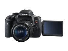 NEW Canon EOS Rebel T6i Digital SLR Camera & 18-55mm EF-S f/3.5-5.6 IS STM Lens