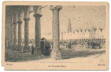 La Grande Place Arras Pas de Calais France 1914-16 WW1 A. Mayeur Art Postcard