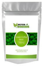 90 GREEN COFFEE BEAN 1000mg EXTRACT WEIGHT LOSS SLIMMING DIET PILLS CAPSULES