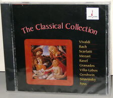 CHESKY CD 135: The Classical Collection - Various Artists - OOP 1995 USA SEALED