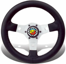 FIAT 500 F/L/R VOLANTE SPORTIVO LUISI 3 RAZZE COMPRESO CLACSON ABARTH NIBBIO 32