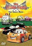 The Little Cars in the great race dvd 2006 Region free  full screen kids