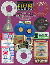 JERRY OSBORNE PRESLEYANA VII: ELVIS RECORD/CD/COLLECTIBLES PRICE GUIDE (2012)