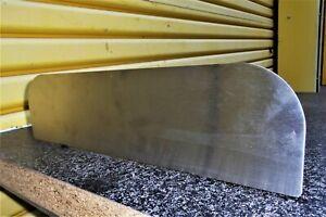 Motorhome Camper Caravan Cooker Work Top Stainless Steel Heat Guard 380mm/100mm