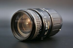 Sigma AF Zoom  APO Macro 70-300 f/4-5.6 For Canon EF Mount