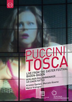 CLASSICAL V.A.-PUCCINI: TOSCA-IMPORT DVD WITH JAPAN OBI K81
