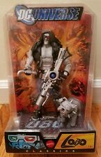 DC Universe Classics SDCC Exclusive Lobo and Dawg DCUC