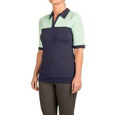 Reebok Iris Polo Golf Tennis Shirt Women's Size M Medium Free Shipping NEW