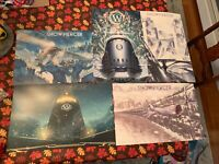 Snowpiercer Poster Complete Set of 5 New York Comic Con NYCC 2019 Exclusive New
