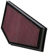 K&N 33-2976 High Flow Air Filter for VOLVO C30 20-13 & C70 10-14 2.0 Diesel