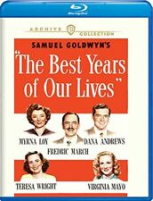The Best Years Of Our Lives Blu-Ray | Myrna Loy | Dana Andrews