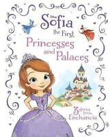 Disney Sofia the First Princesses and Palaces, Parragon Books Ltd, Very Good Boo