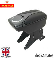 CARBON ARMREST CENTRE CONSOLE VW BORA CADDY FOX JETTA LUPO SHARAN VENTO POLO