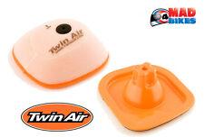 Twin Air Caja De Aire Filtro de aire de lavado de cubierta y-KTM 125 200 250 300 Exc 2012-2016