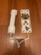 STR HT 2003 Haus Telefon Weiß Sprechanlage mit Läutewerk