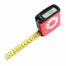 Digital Tape Measure LCD Display 5.0M 16 Feetl KOREA