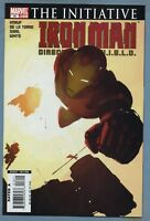 Iron Man #16 2007 Marvel [The Initiative] m