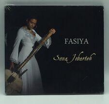 Fasiya by Sona Jobarteh (CD, 2011) DIGIPAK NEW SEALED (36)