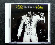 CD Elvis Presley - That's The Way It Is - JP RCA