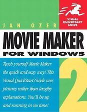 Microsoft Windows Movie Maker 2 (Visual QuickStart Guide)