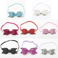 Women Baby Girl Bow Flower Headband Elastic Hair Band Hair Accessories Headwrap