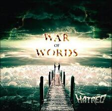 HATRED War Of Words CD (o16) 162983