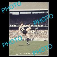 OLD FOOTY PHOTO, PETER McKENNA COLLINGWOOD FC 70s STAR