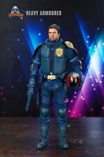 1/6 Art Figures AF-015B EXCLUSIVE Heavy Armored Special Cop Judge Dredd Blue Ver